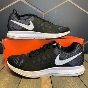 Womens Nike Air Zoom Pegasus 31 Black White